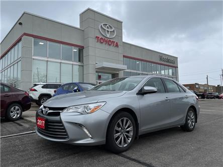 2017 Toyota Camry XLE (Stk: 2042) in Woodstock - Image 1 of 24