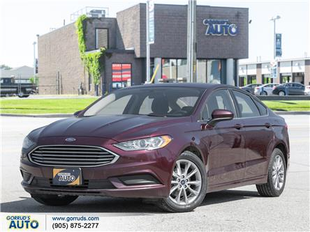 2017 Ford Fusion SE (Stk: 390022) in Milton - Image 1 of 18