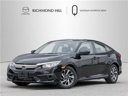 2017 Honda Civic EX (Stk: P0617) in Richmond Hill - Image 1 of 20