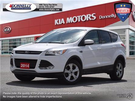 2014 Ford Escape SE (Stk: KV263DTC) in Kanata - Image 1 of 28