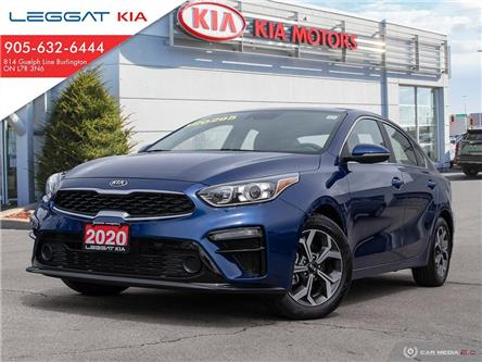 2020 Kia Forte  (Stk: 195-21AA) in Burlington - Image 1 of 25