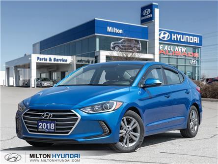 2018 Hyundai Elantra GL SE (Stk: 664608A) in Milton - Image 1 of 20