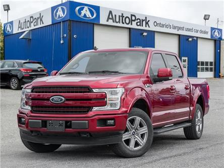 2019 Ford F-150 XLT (Stk: 19-40724AR) in Georgetown - Image 1 of 23