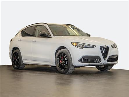 2021 Alfa Romeo Stelvio ti (Stk: 1138) in Ottawa - Image 1 of 21