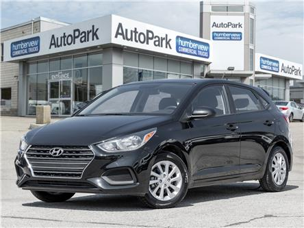 2020 Hyundai Accent Preferred (Stk: APR10158) in Mississauga - Image 1 of 20