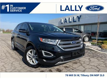 2018 Ford Edge SEL (Stk: 27623A) in Tilbury - Image 1 of 16