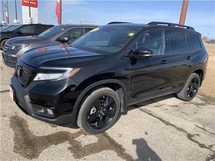 2019 Honda Passport Touring (Stk: 19266A) in Steinbach - Image 1 of 19