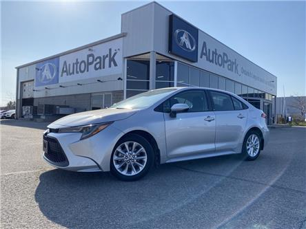 2020 Toyota Corolla LE (Stk: 20-17564RJB) in Barrie - Image 1 of 25