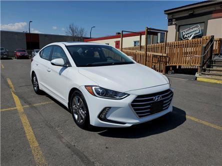 2018 Hyundai Elantra Limited (Stk: A21081) in Ottawa - Image 1 of 21