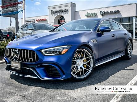 2019 Mercedes-Benz AMG GT 63 S (Stk: ) in Burlington - Image 1 of 27