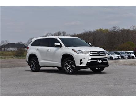 2017 Toyota Highlander LE (Stk: U9642) in London - Image 1 of 22