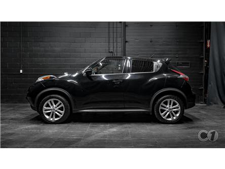 2016 Nissan Juke SV (Stk: CT21-133) in Kingston - Image 1 of 40