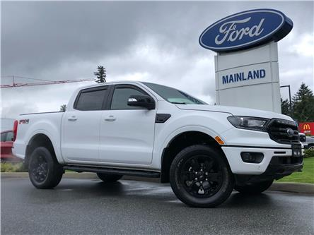 2020 Ford Ranger Lariat (Stk: P18326) in Vancouver - Image 1 of 30