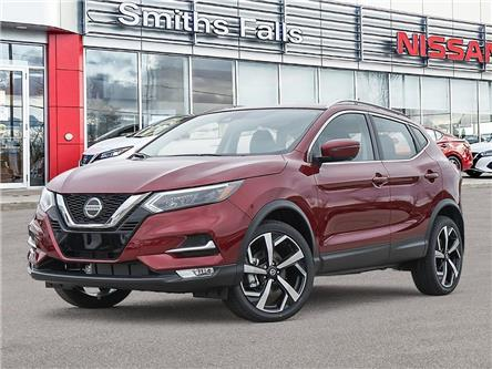 2021 Nissan Qashqai SV (Stk: 21-122) in Smiths Falls - Image 1 of 23