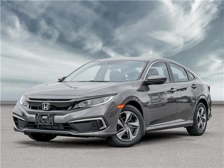 2021 Honda Civic LX (Stk: I210439) in Mississauga - Image 1 of 23