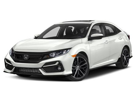 2021 Honda Civic Sport (Stk: 21211) in Steinbach - Image 1 of 9