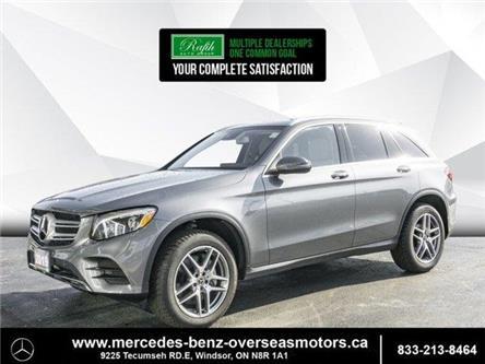 2019 Mercedes-Benz GLC 300 Base (Stk: PM7965) in Windsor - Image 1 of 23