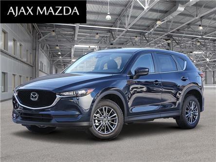 2021 Mazda CX-5 GS (Stk: 21-1504) in Ajax - Image 1 of 23