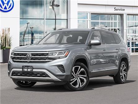 2021 Volkswagen Atlas 3.6 FSI Execline (Stk: A21076) in Sault Ste. Marie - Image 1 of 10