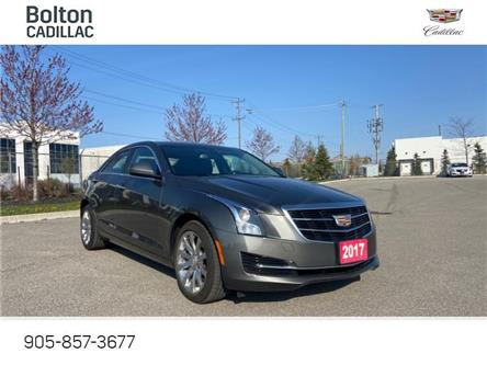 2017 Cadillac ATS 2.0L Turbo (Stk: 1507P) in Bolton - Image 1 of 16