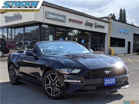 2020 Ford Mustang GT Premium (Stk: 35686) in Waterloo - Image 1 of 28