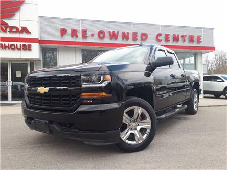 2019 Chevrolet Silverado 1500 LD Silverado Custom (Stk: 11251AA) in Brockville - Image 1 of 30
