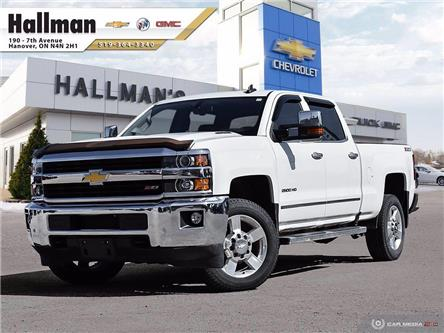 2016 Chevrolet Silverado 2500HD LTZ (Stk: 21271A) in Hanover - Image 1 of 29