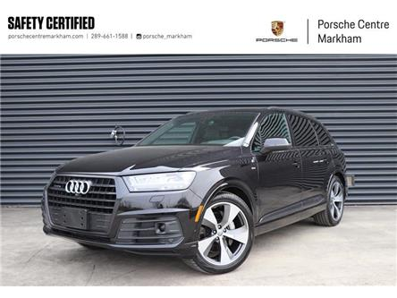 2019 Audi Q7 55 Technik (Stk: PU0048) in Markham - Image 1 of 22