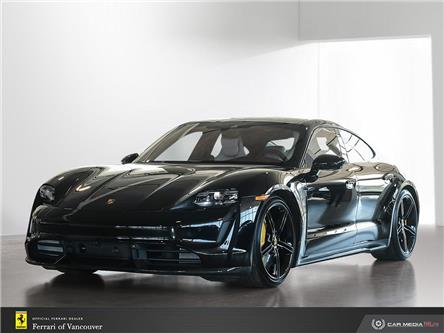 2021 Porsche Taycan Turbo S (Stk: U0571) in Vancouver - Image 1 of 10