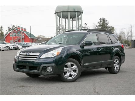 2014 Subaru Outback 2.5i Convenience Package (Stk: 6127-1) in Stittsville - Image 1 of 19