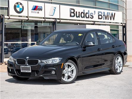 2018 BMW 330i xDrive (Stk: T929127A) in Oakville - Image 1 of 21