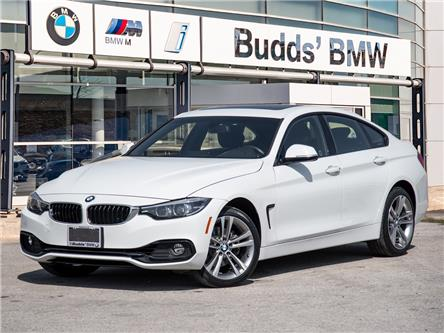 2018 BMW 430i xDrive Gran Coupe (Stk: T933446B) in Oakville - Image 1 of 24