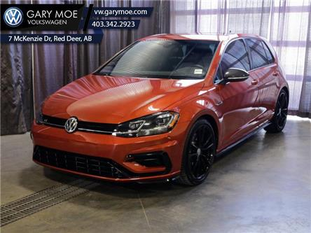 2019 Volkswagen Golf R 4MOTION (Stk: VP7793A) in Red Deer County - Image 1 of 24
