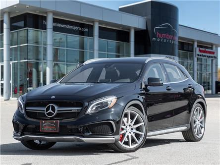 2017 Mercedes-Benz AMG GLA 45 Base (Stk: 21HMS341) in Mississauga - Image 1 of 27