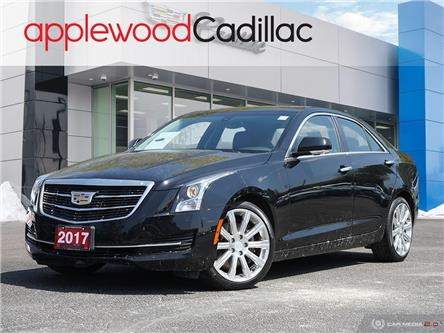 2017 Cadillac ATS 2.0L Turbo Luxury (Stk: 115531P) in Mississauga - Image 1 of 27