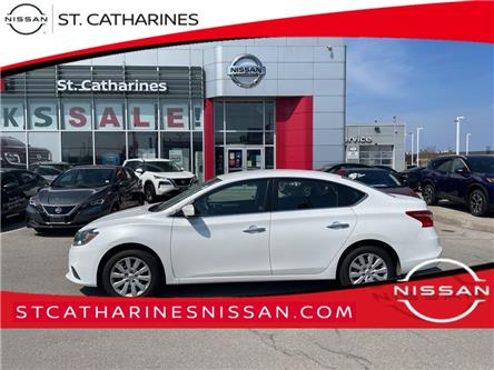 2018 Nissan Sentra 1.8 S (Stk: P2858A) in St. Catharines - Image 1 of 20