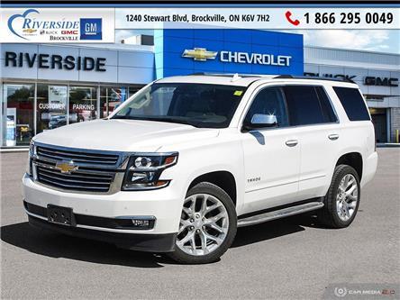 2020 Chevrolet Tahoe Premier (Stk: PR1694) in Brockville - Image 1 of 27