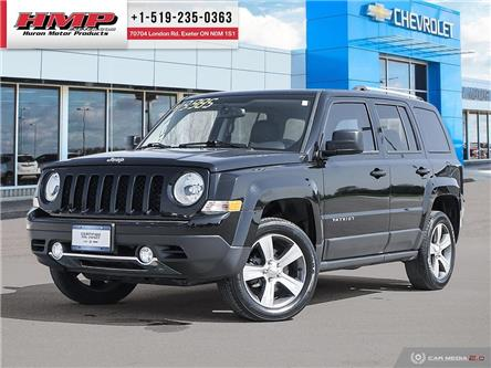 2017 Jeep Patriot Sport/North (Stk: 90296) in Exeter - Image 1 of 27