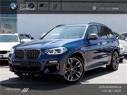 2018 BMW X3 M40i (Stk: Z01327T) in Brampton - Image 1 of 22