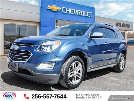 2017 Chevrolet Equinox Premier (Stk: T3406A) in Stratford - Image 1 of 25