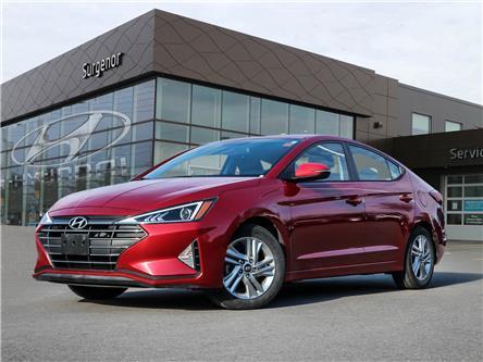 2020 Hyundai Elantra  (Stk: P41078) in Ottawa - Image 1 of 26