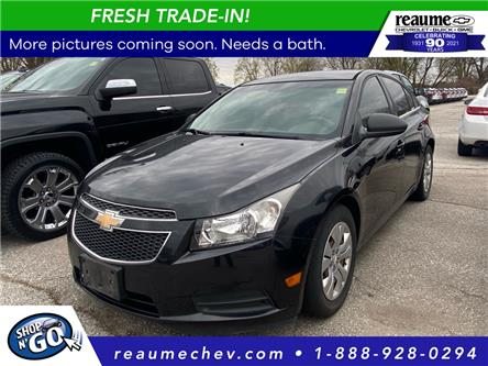 2012 Chevrolet Cruze LS (Stk: 21-0494A) in LaSalle - Image 1 of 2