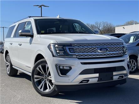 2021 Ford Expedition Max Platinum (Stk: 21T113) in Midland - Image 1 of 18