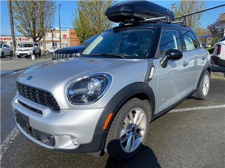 2014 MINI Countryman Cooper S (Stk: 21407A) in Vancouver - Image 1 of 17