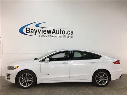 2019 Ford Fusion Hybrid Titanium (Stk: 37765W) in Belleville - Image 1 of 27