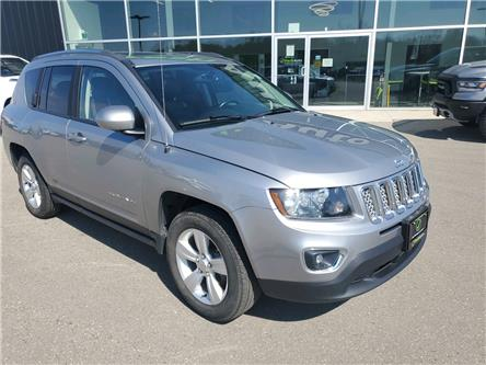 2017 Jeep Compass Sport/North (Stk: 5935A Ingersoll) in Ingersoll - Image 1 of 30