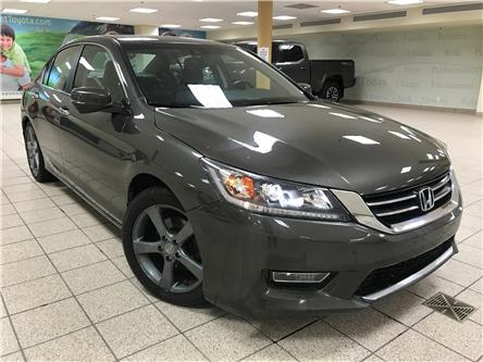 2013 Honda Accord EX-L (Stk: 210897A) in Calgary - Image 1 of 10