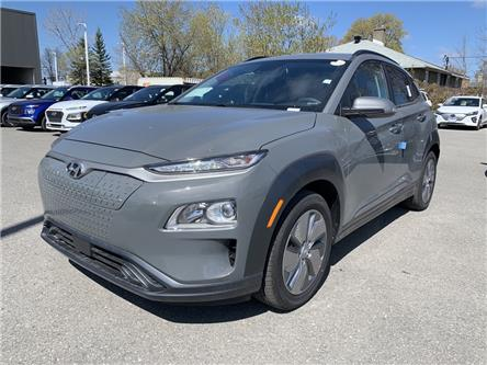 2021 Hyundai Kona EV ESSENTIAL (Stk: S20454) in Ottawa - Image 1 of 18