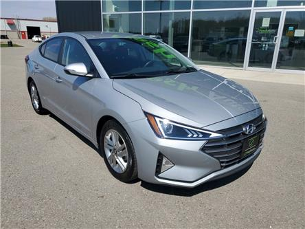 2020 Hyundai Elantra Preferred (Stk: DR5966 Ingersoll) in Ingersoll - Image 1 of 30