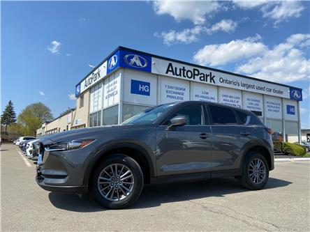 2019 Mazda CX-5 GS (Stk: 19-02705) in Brampton - Image 1 of 21